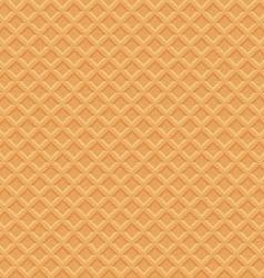 waffle Stock vector image