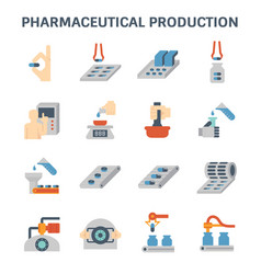 Pharmaceutical and manufacturing vector