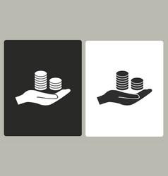Salary - icon vector
