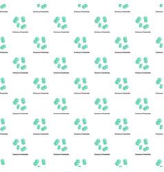 Stretococcus pneumonidae pattern seamless vector