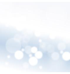 Blue boke background vector