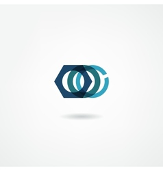 mechanics icon vector image vector image