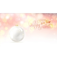 Toy ball vector image vector image