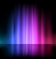 light fountain vector image vector image