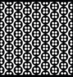 texture from round form of buttons vector image vector image