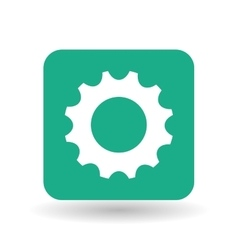 Gear icon design vector