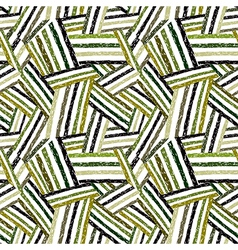 Hand drawn lines seamless pattern vector