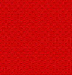Chinese seamless pattern Chinese new year 2016 vector image