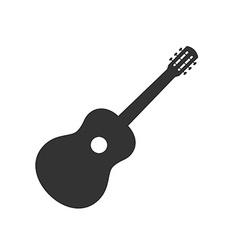 Guitar icon symbol sign Guitar logo template vector image