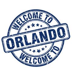 Welcome to orlando vector