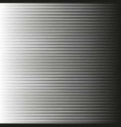 Background with speed line gradient vector