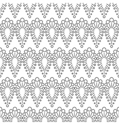 Pattern background with drops vector