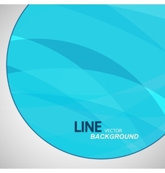Circle beautiful abstract pictures wave vector