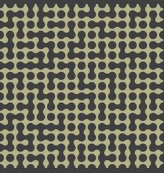 halftone tile vector image vector image