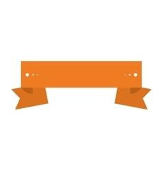 label ribbon icon design vector image vector image
