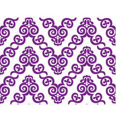 ulchi ornament vector image vector image