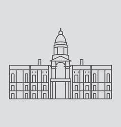 Colorado vector image vector image