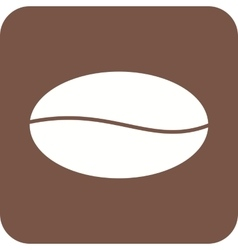 Coffee grain vector