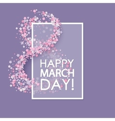 Women day background vector