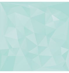 Abstract blue polygonal background vector
