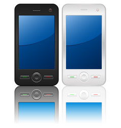 phone mobile vector image vector image