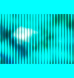 Turquoise green abstract with light lines blurred vector