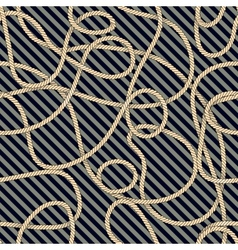 Cable pattern vector image