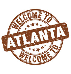 Welcome to atlanta vector