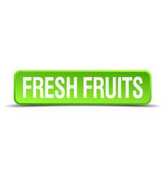 Fresh fruits vector
