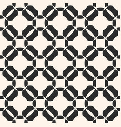 grid seamless pattern ornamental texture vector image vector image