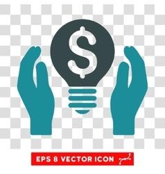 Patent care icon vector