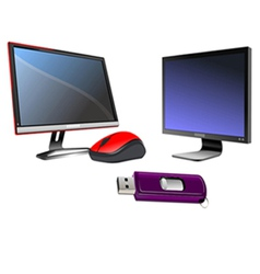 screen a0103 vector image