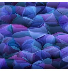 Blue artistic abstract vector image