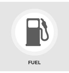 Fuel flat icon vector