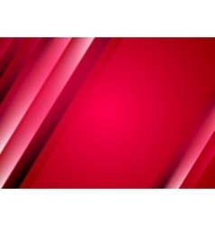 Red crimson abstract blurred stripes background vector