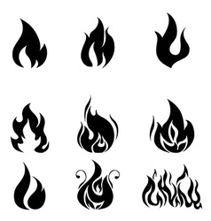 Firefigther design vector