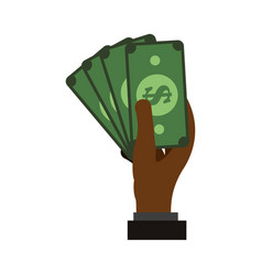 Billets money symbol vector