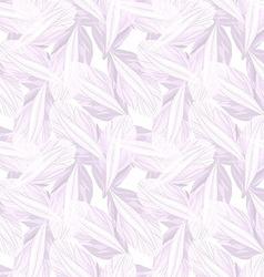 Seamless pattern with purple flower petal vector