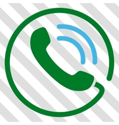 Phone Call Icon vector image
