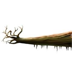 Dead Wood vector image