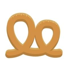 Cinamon roll bakey icon design vector