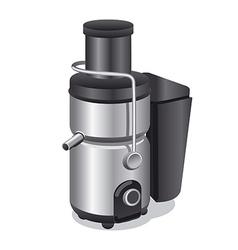 Modern juicer vector