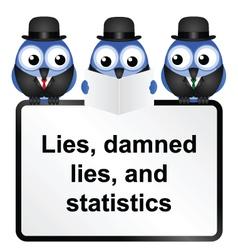 Sign statistics vector