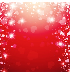 StValentine Holiday Background vector image