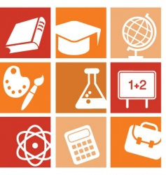 Education learning vector