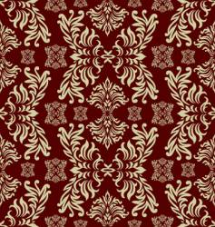 maroon gothic vector image vector image
