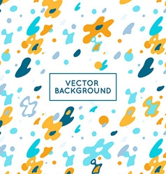 Decorative abstract background vector