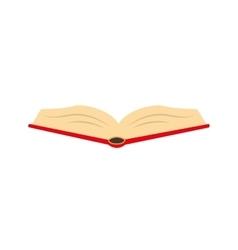 Book library education vector