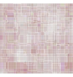 Abstract geometrical background Soft colored vector image