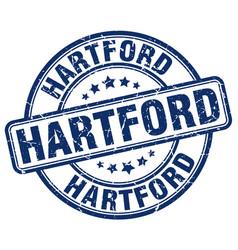 Hartford stamp vector